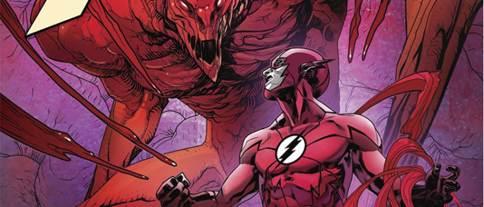 REVIEW: The Flash #30 – Bloodwork