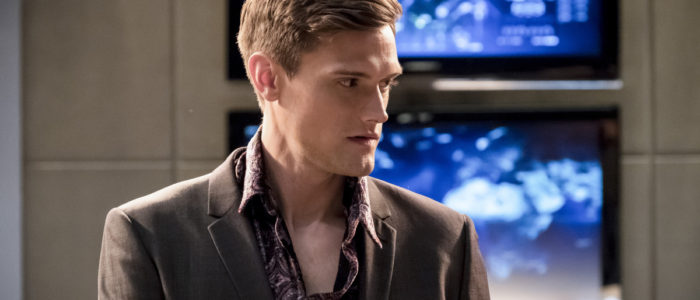 "The Flash 4.11 Synopsis: ""The Elongated Man Rises"""