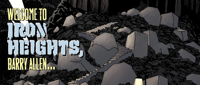 REVIEW: The Flash #32 – Welcome to Iron Heights