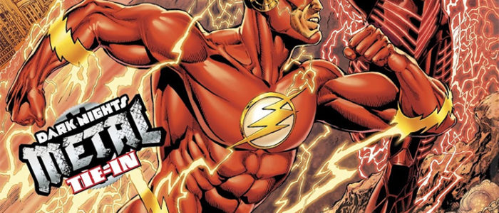 REVIEW: The Flash #33 – Barry and the Seven Batmen