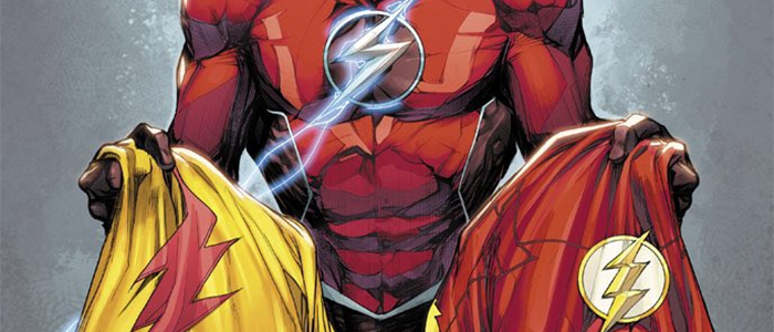 DC Comics Announces Flash War Event