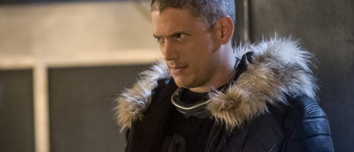 "The Flash 4.19 Synopsis: ""Fury Rogue"""