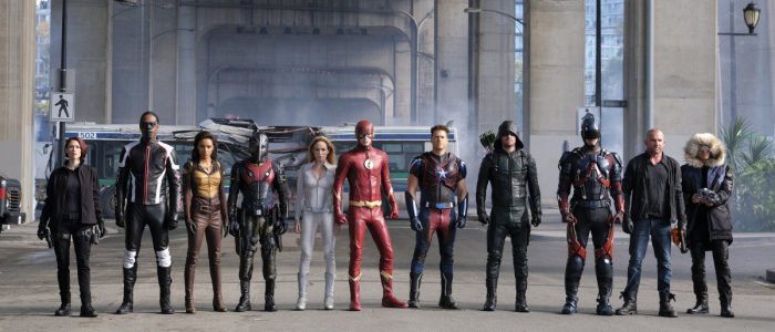 Arrowverse Crossover: Crisis On Earth-X Photos