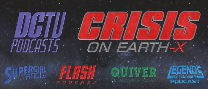 The Flash Podcast Season 4 – Episode 8: Crisis On Earth-X