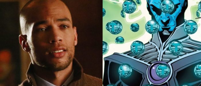 Kendrick Sampson Cast On The Flash As DC Comics' Brainstorm