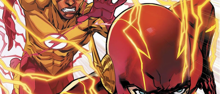 REVIEW: The Flash #35 – Black Hole Rising