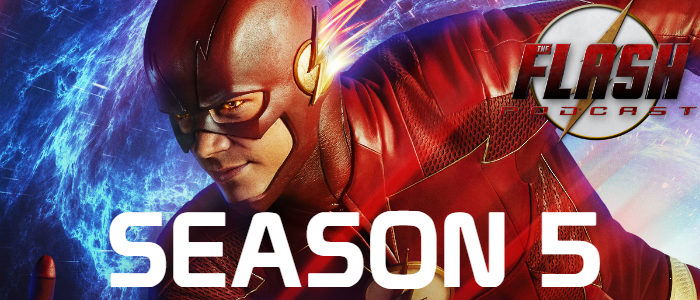 The Flash Renewed For Season 5