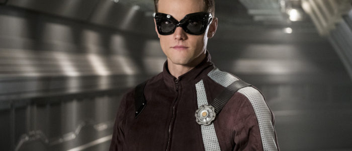 "The Flash Season 4 Episode 11 Photos: ""The Elongated Knight Rises"""