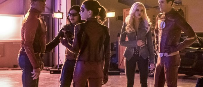 "The Flash 4.15 ""Enter Flashtime"" Trailer & Photos"