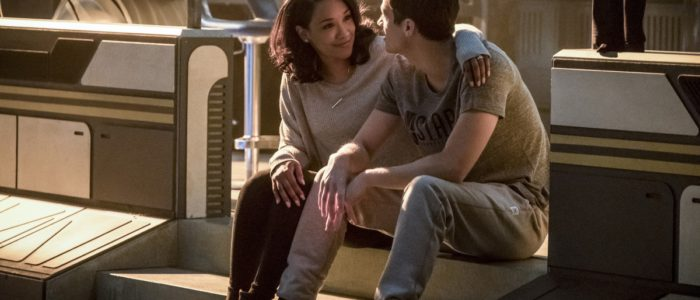 "The Flash Season 4 Episode 23 Photos: ""We Are The Flash"""