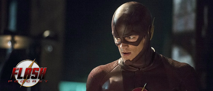 "The Flash Podcast Special Edition – ""The Flash Is Born"" Episode Commentary"