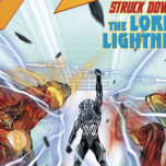 REVIEW: The Flash #40 – Give Me the Speed Force