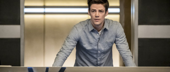 "The Flash 4.17 Synopsis: ""Null and Annoyed"""
