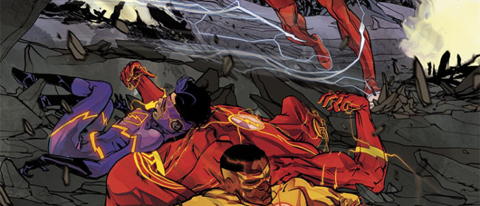 REVIEW: The Flash #41 – Last Flash Standing