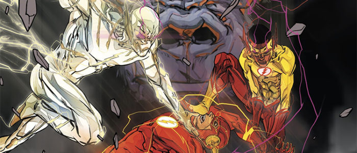 REVIEW: The Flash #43 – Under the Gaze of Grodd