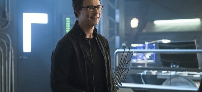 "The Flash 4.21 Synopsis: ""Harry and the Harrisons"""