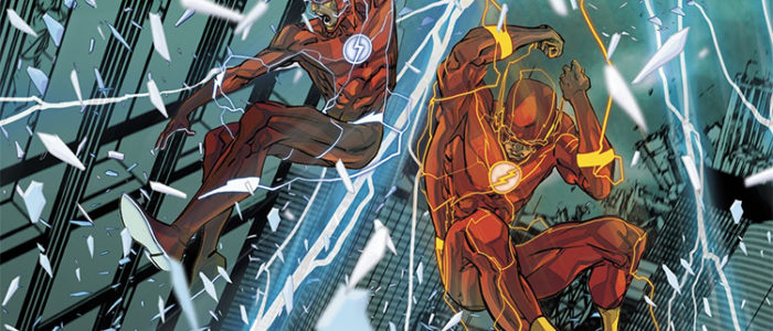 REVIEW: The Flash #44 – The Devastation of Central City