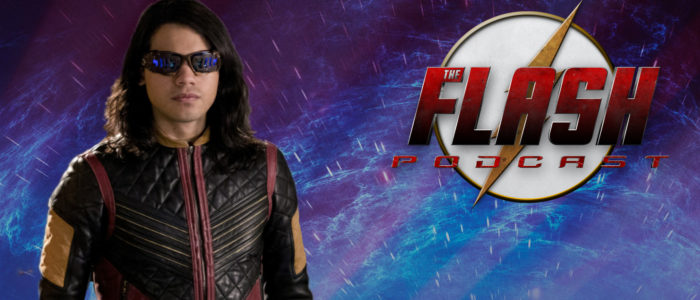 The Flash Podcast Season 4.5 – Episode 3: What We Want For Cisco Ramon In Season 5