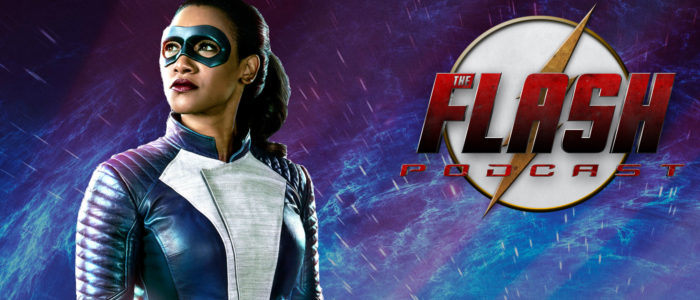 The Flash Podcast Season 4.5 – Episode 9: What We Want For Iris West In Season 5