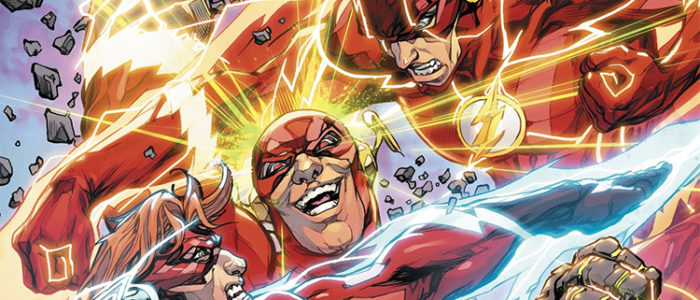 REVIEW: The Flash #50 – Fury of the Speedforce
