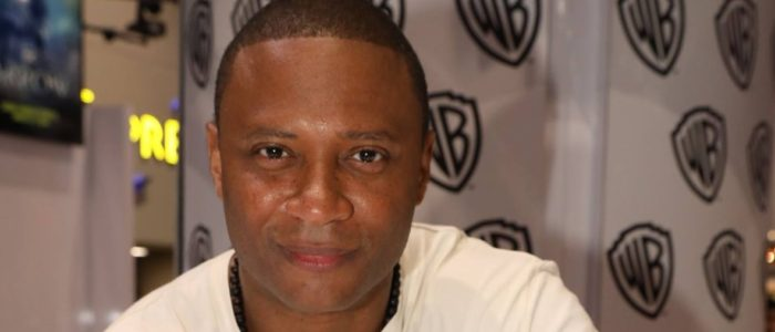 Arrow SDCC '18 Interview: David Ramsey