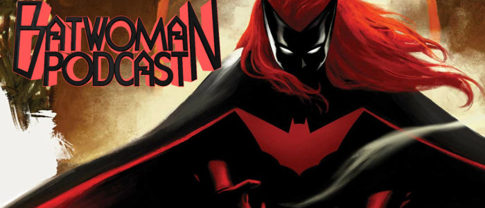 DC TV PODCASTS LAUNCHES BATWOMAN PODCAST – PRESS RELEASE