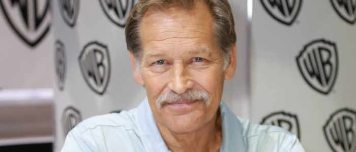 Black Lightning SDCC '18 Interview: James Remar