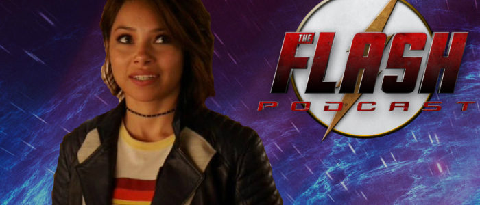 The Flash Podcast Season 4.5 – Episode 12: Nora West-Allen Comic Spotlight & Season 5 Hopes