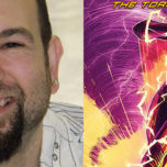 The Flash Podcast Interview: The Flash: Hocus Pocus & Johnny Quick's Barry Lyga