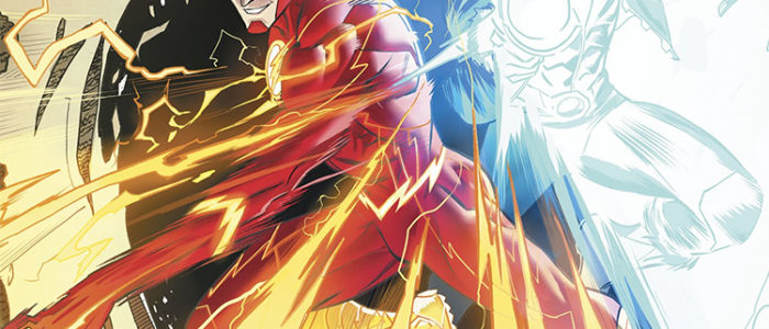 REVIEW: The Flash #52 – Grips of Strength