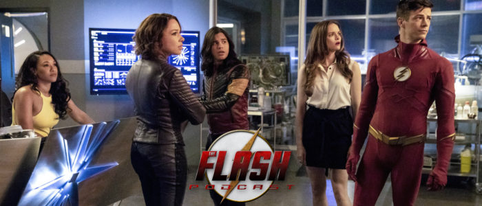 "The Flash Podcast Season 5 – Episode 2: ""Blocked"""