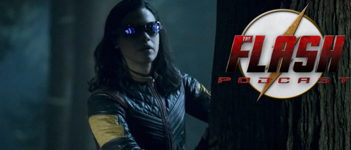 "The Flash Podcast Season 5 – Episode 3: ""The Death of Vibe"""