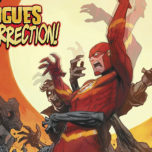 "REVIEW: The Flash #57 – ""Rogues Resurrection"""