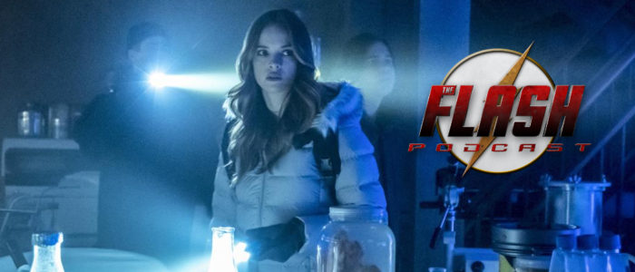 "The Flash Podcast Season 5 – Episode 6: ""The Icicle Cometh"""