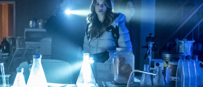 "The Flash Season 5 Episode 6 Photos: ""The Icicle Cometh"""