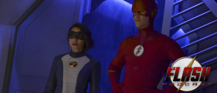 "The Flash Podcast Season 5 – Episode 7: ""O Come, All Ye Thankful"""