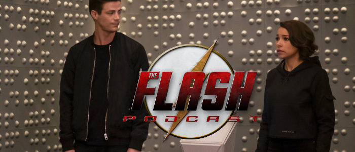 "The Flash Podcast Season 5 – Episode 8: ""What's Past is Prologue"""
