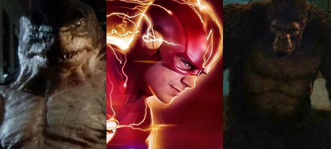 "The Flash 5.15 Synopsis: ""King Shark vs. Gorilla Grodd"""