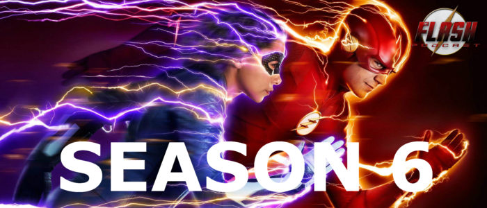 The Flash Renewed For Season 6