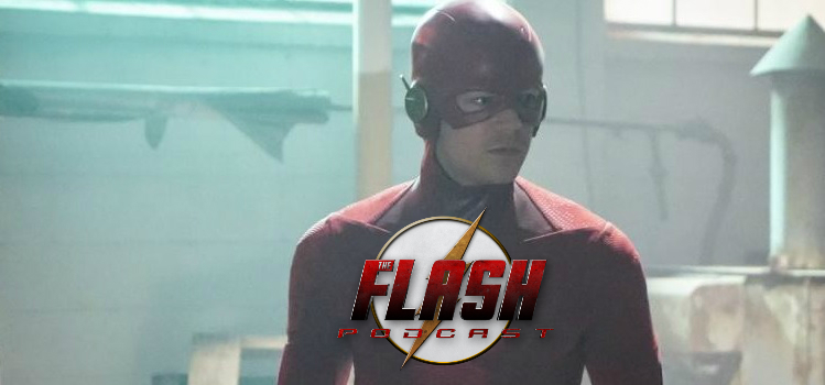 """The Flash Podcast Season 5 – Episode 11: """"Seeing Red"""