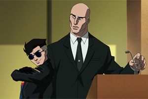 DC Universe Animation: 'Reign of the Supermen' Interview -