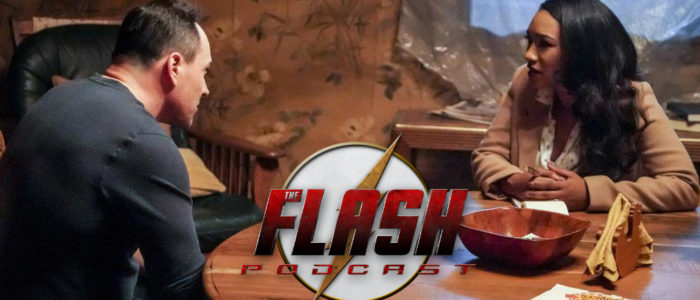 "The Flash Podcast Season 5 – Episode 13: ""Goldfaced"""