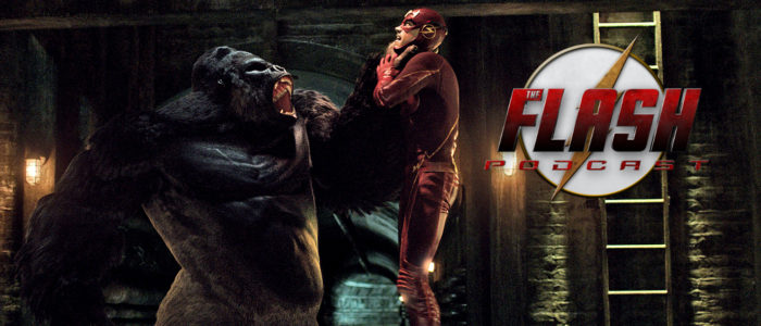 "The Flash Podcast Special Edition: ""Grodd Lives"" Episode Commentary"