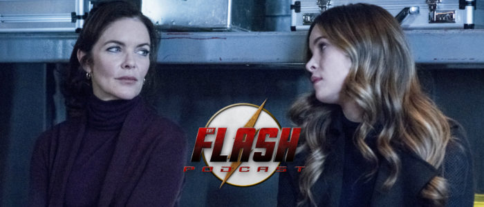 "The Flash Podcast Season 5 – Episode 19: ""Snow Pack"""