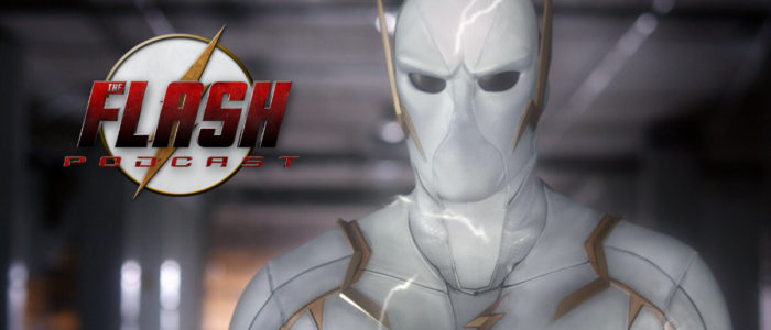 "The Flash Podcast Season 5 – Episode 18: ""Godspeed"""
