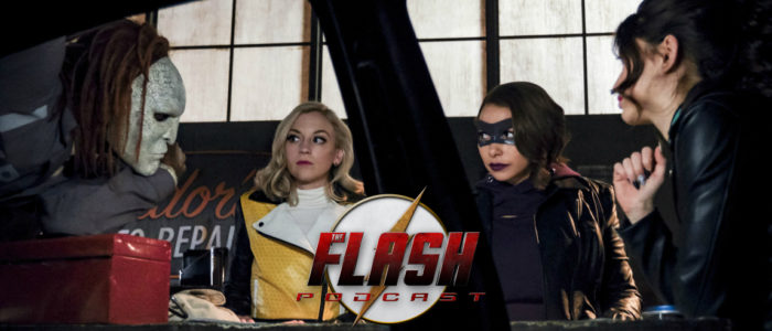 "The Flash Podcast Season 5 – Episode 20: ""Gone Rogue"""