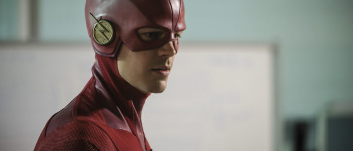 "The Flash Season 5 Episode 21 Photos: ""The Girl With The Red Lightning"""