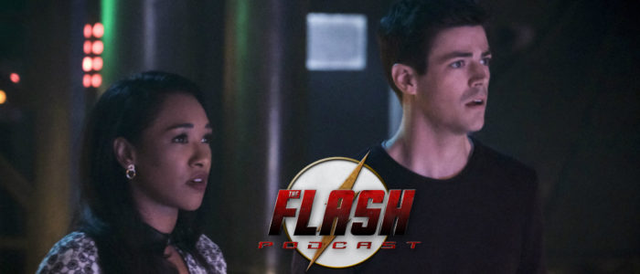 "The Flash Podcast Season 5 – Episode 21: ""The Girl With The Red Lightning"""