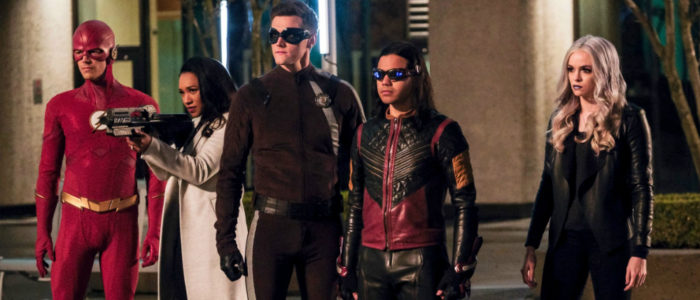 New Mystery Character Heading to 'The Flash' Season 6