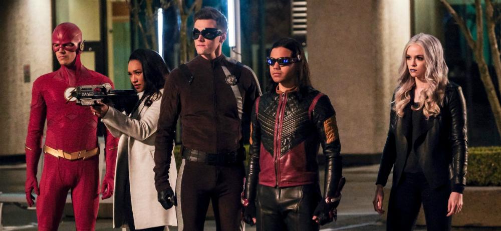 New Mystery Character Heading to 'The Flash' Season 6 -